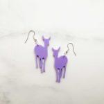 Juan Bambi earrings
