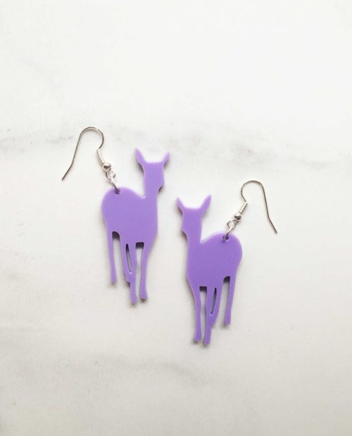 Juan Bambi earrings