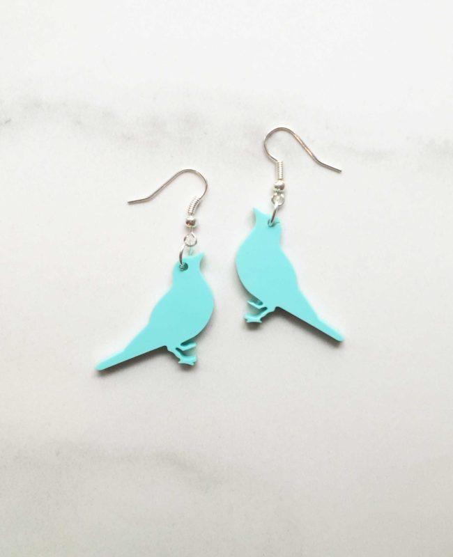 Ben Bird earrings