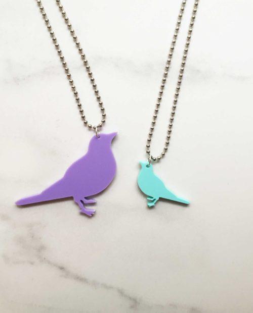 Ben Bird pendant