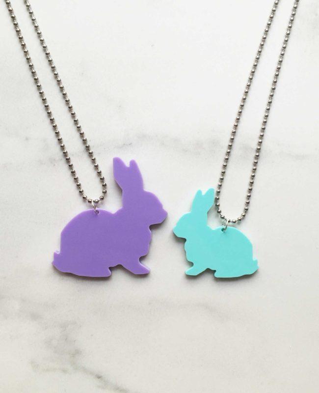 Pauliina Bunny pendant