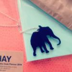 Anton Elephant pendant