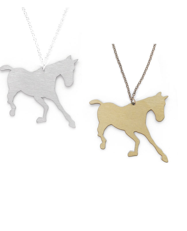 Emma Horse pendant