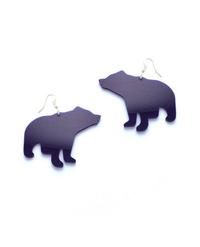 Björn Bear earrings