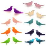 Ben Bird earring studs