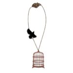 Birdcage pendant