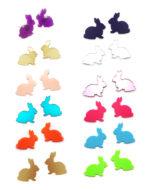 Pauliina Bunny earring studs