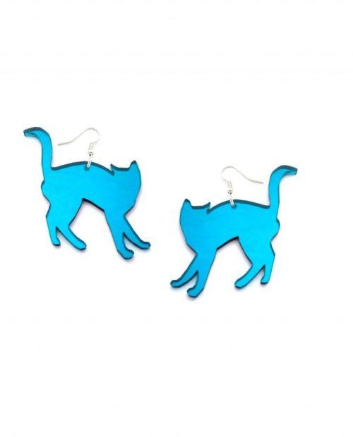 Carol Cat earrings