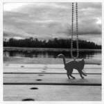 Carol Cat pendant