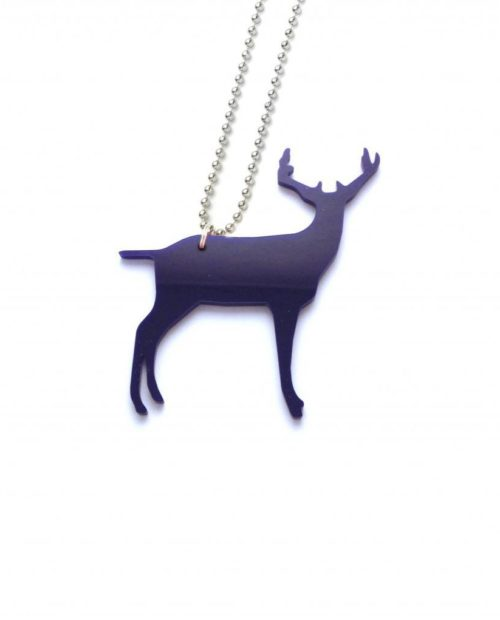 Duffy Deer pendant