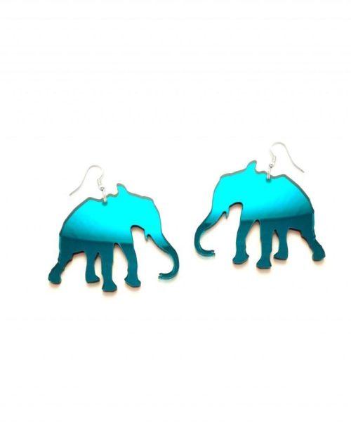 Anton Elephant earrings