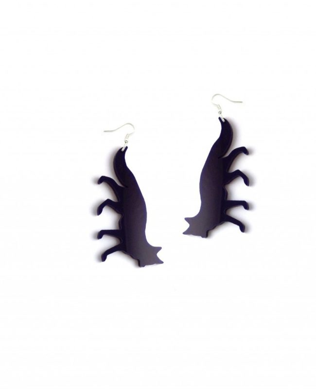 Fanny Fox earrings