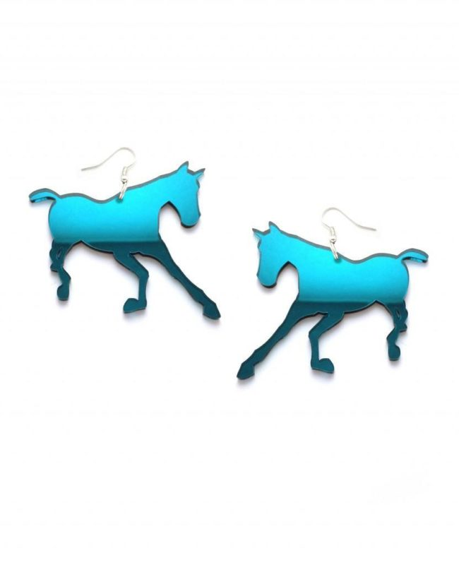 Emma Horse earrings