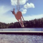 Juan Bambi pendant