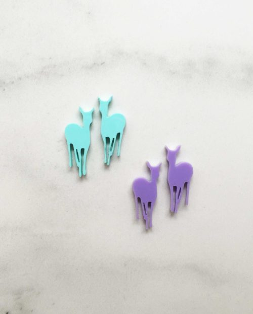 Juan Bambi earring studs